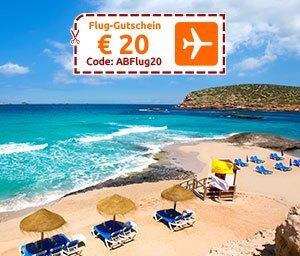 Opodo.de Gutschein 20 Euro Rabatt beim airberlin Sommer Special
