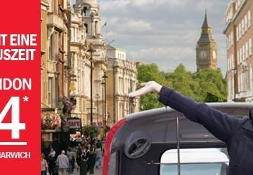 Stena Line Minitrip London ab 84 Euro