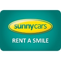 Sunny Cars 15 Euro Nachlass weltweit